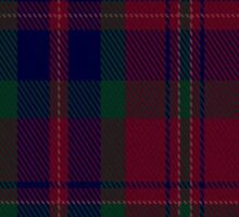 02409 Diana Princess of Wales Fashion Tartan  Sticker