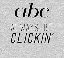 ABC Always Be Clickin' Mens V-Neck T-Shirt
