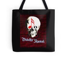 Wickedly Musical Tote Bag