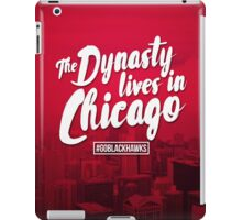 Dynasty lives in Chicago iPad Case/Skin