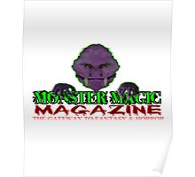 Monster Magic T-Shirts & Hoodies Poster