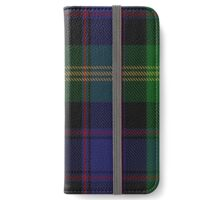 Watson Clan/Family Tartan  iPhone Wallet/Case/Skin