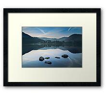 Simplicity - Ullswater Framed Print