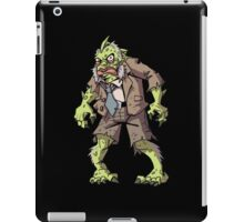 Deep One Grump iPad Case/Skin