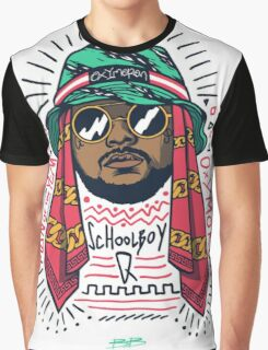 schoolboy q oxymoron Graphic T-Shirt