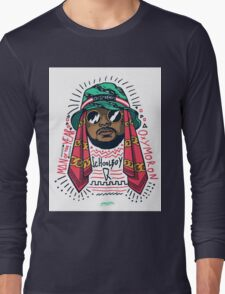 schoolboy q oxymoron Long Sleeve T-Shirt