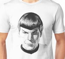 INK Spock Unisex T-Shirt