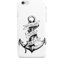 all time low anchor phone case iPhone Case/Skin
