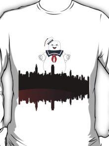 Stay Puft marshmallow man T-Shirt