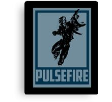 Pulsefire League of legends Canvas Print