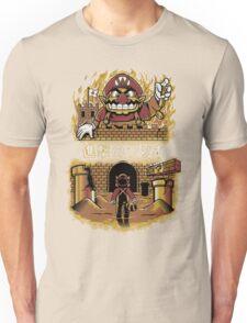ATTACK ON WARIO Unisex T-Shirt