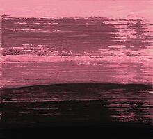 Gradient Pink & Black by steveningram