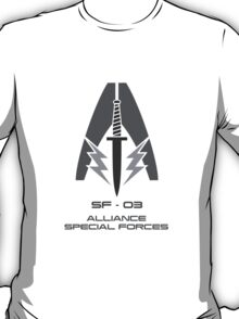 Alliance Special Forces Mk. 2 T-Shirt