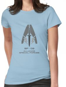 Alliance Special Forces Mk. 2 Womens Fitted T-Shirt