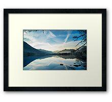 Ullswater Mirror Framed Print