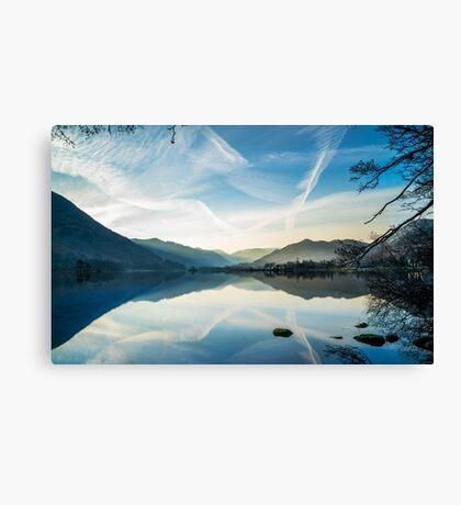 Ullswater Mirror Canvas Print