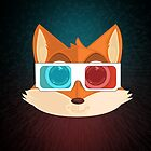 Fox - 3D by Adamzworld