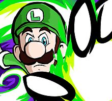 Luigi | Fireball by ishmam