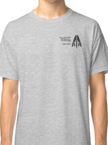 Alliance Special Forces Mk. 3 Classic T-Shirt