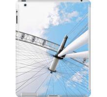 The giant wheel iPad Case/Skin