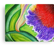 Dance of the Flower Canvas Print