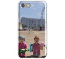 Chavs On The Beach iPhone Case/Skin