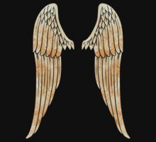 Daryl Dixon Wings by icedtees