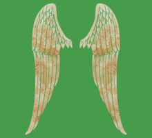 Daryl Dixon Wings Kids Clothes