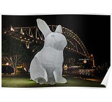 Sydney's Vivid Festival 2014: V Poster