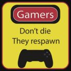 Gamers 2 by icedtees