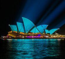 Sydney's Vivid Festival 2014: III by Adam Le Good