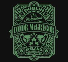 Conor Mcgregor One Piece - Long Sleeve