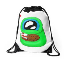 Cookies and Cake!!! Drawstring Bag