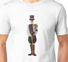 Steampunk Skeleton Unisex T-Shirt