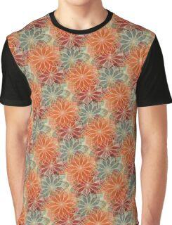 Orange Blossoms Graphic T-Shirt
