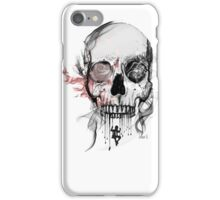 Boy and His Skull iPhone Case/Skin