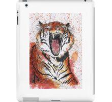 Scribble Ink Tiger iPad Case/Skin