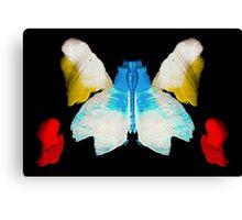 Butterfly Super Nova Canvas Print