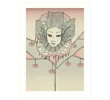 The flying confidence Art Print