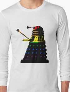 Dalek Pride Long Sleeve T-Shirt