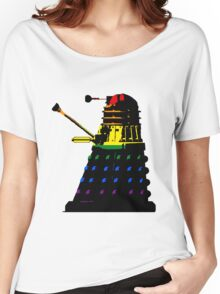 Dalek Pride Women's Relaxed Fit T-Shirt
