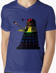Dalek Pride Mens V-Neck T-Shirt