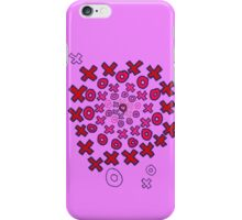 Hugs and Kisses iPhone Case/Skin