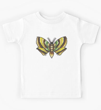 Moth Kids Tee