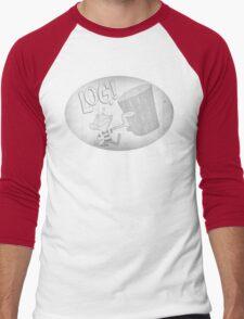 Log 3 Men's Baseball ¾ T-Shirt