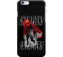 CAVALIERS iPhone Case/Skin