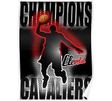 CAVALIERS Poster