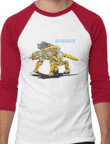 Antagonix Men's Baseball ¾ T-Shirt