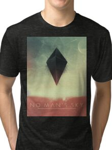 No Man's Sky 2001 Tri-blend T-Shirt