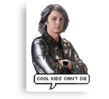 Quicksilver - Cool kids can't die Metal Print